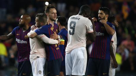 Barcelona, Man U among founding clubs of new 'Super League'