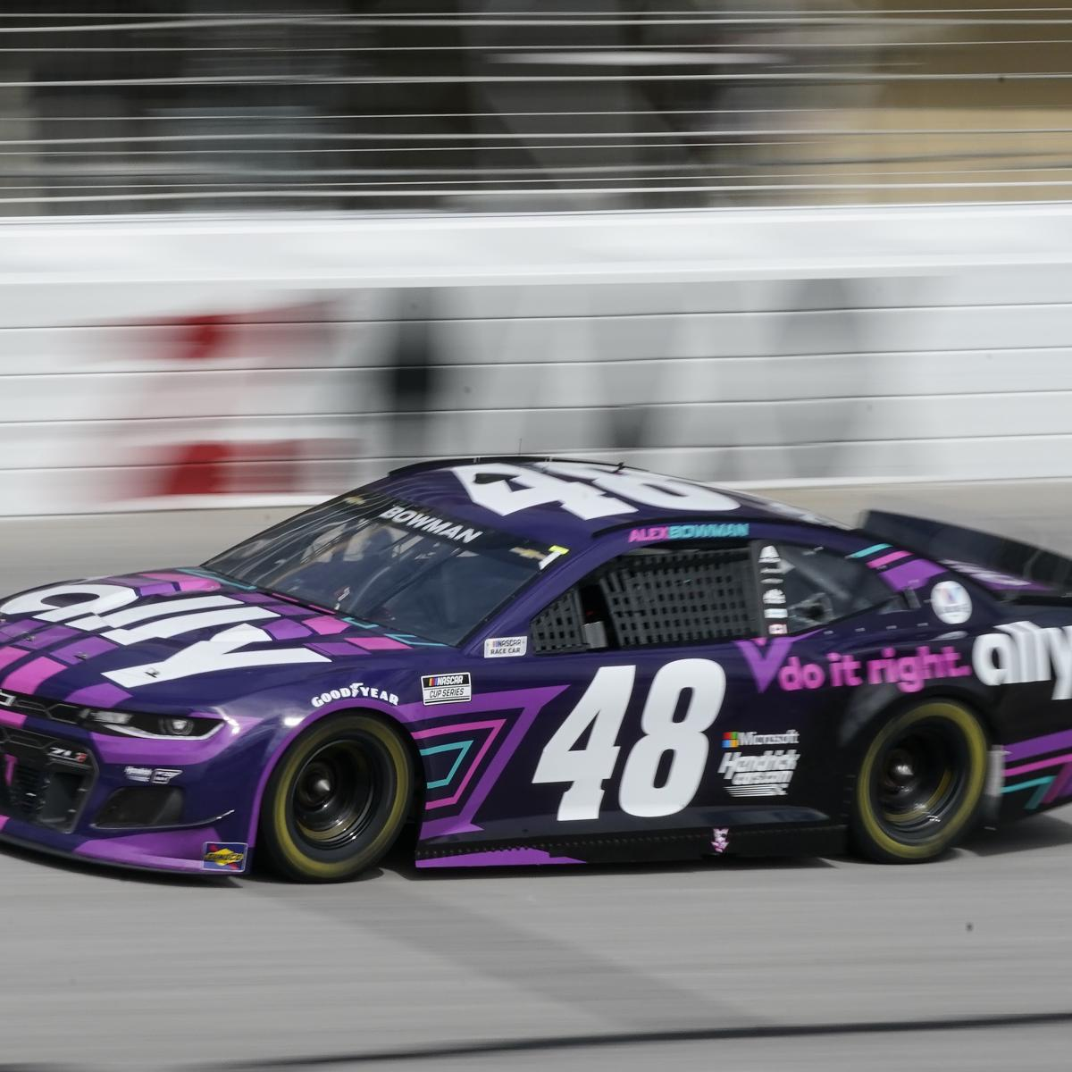 NASCAR at Richmond 2021 Results: Alex Bowman Holds Off Denny Hamlin for Win thumbnail