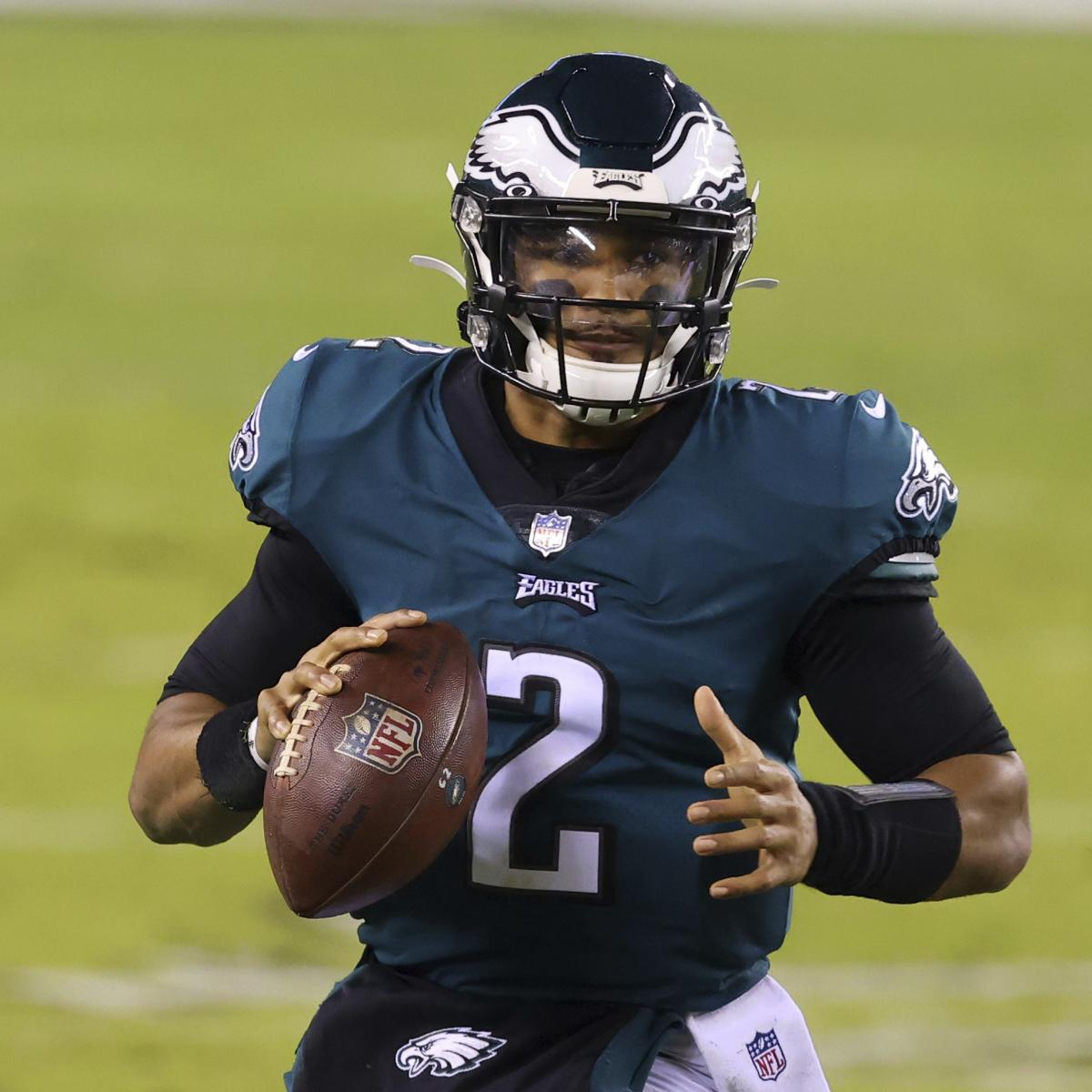 Jalen Hurts Not Named Eagles Starting QB, HC Says It Will Be Open Competition