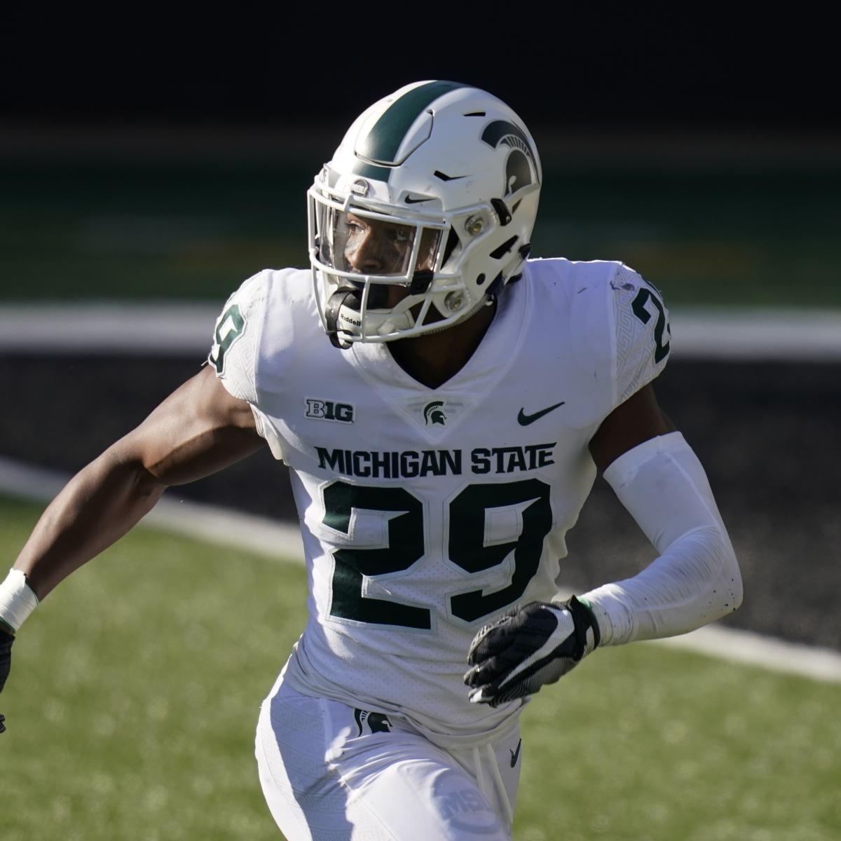 Shakur Brown NFL Draft 2021: Scouting Report for Pittsburgh Steelers CB thumbnail