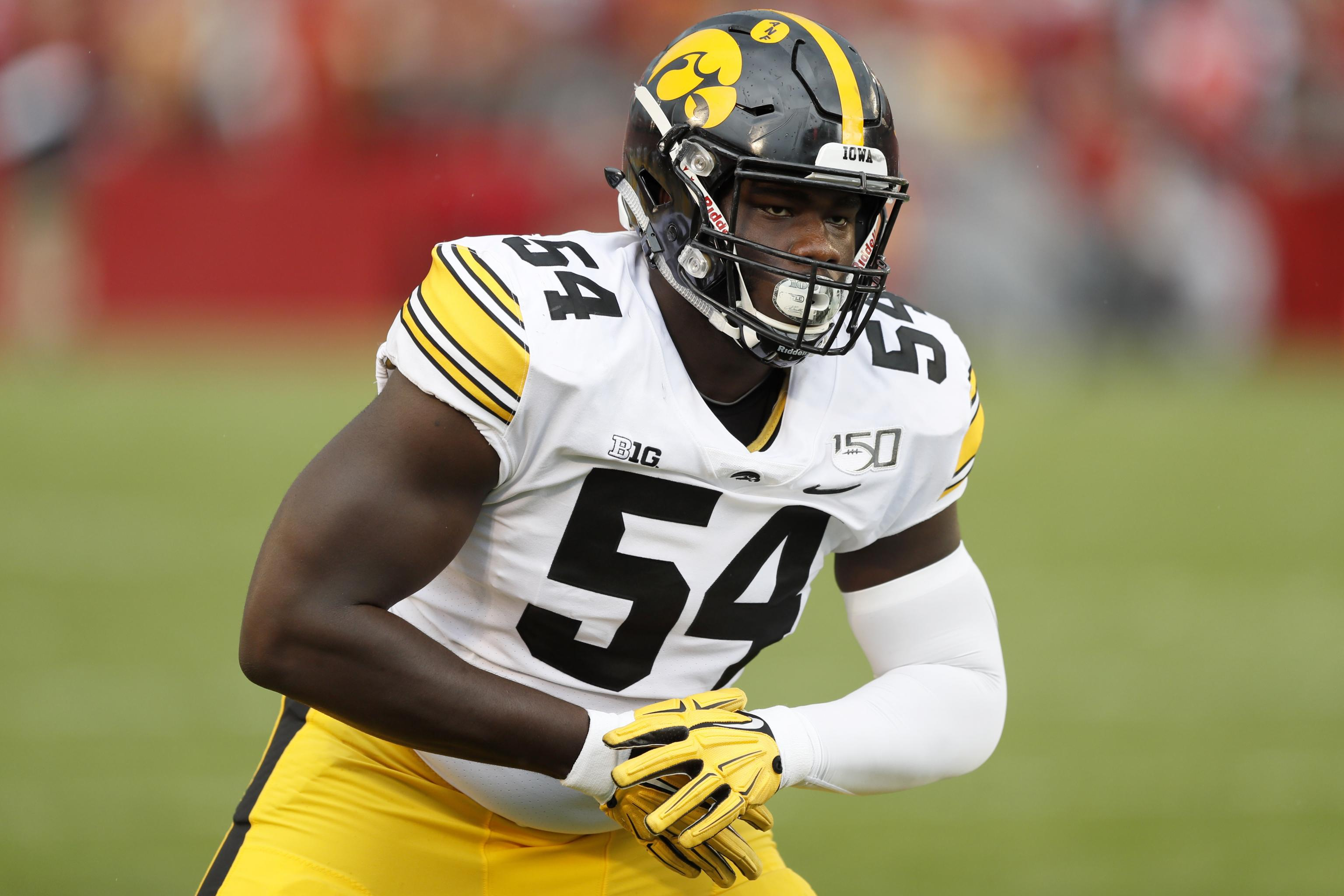 Daviyon Nixon NFL Draft 2021: Scouting Report for Carolina Panthers DL |  Bleacher Report | Latest News, Videos and Highlights