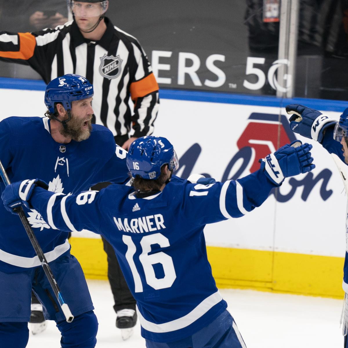 Maple Leafs Clinch Playoff Berth; Latest 2021 NHL Standings, Playoff Picture thumbnail