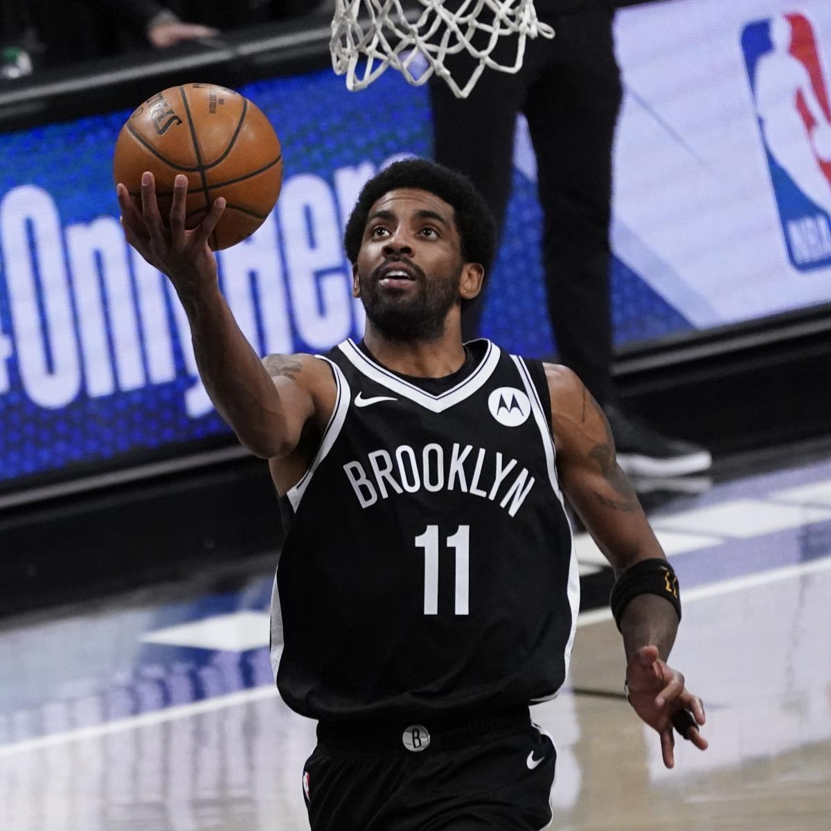 Kyrie Irving, Nets Top Celtics to Overtake 76ers for East's No. 1 Seed thumbnail