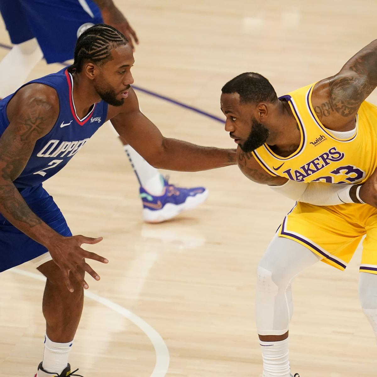 Which West Playoff Contender Poses Biggest Matchup Problems to Lakers? thumbnail