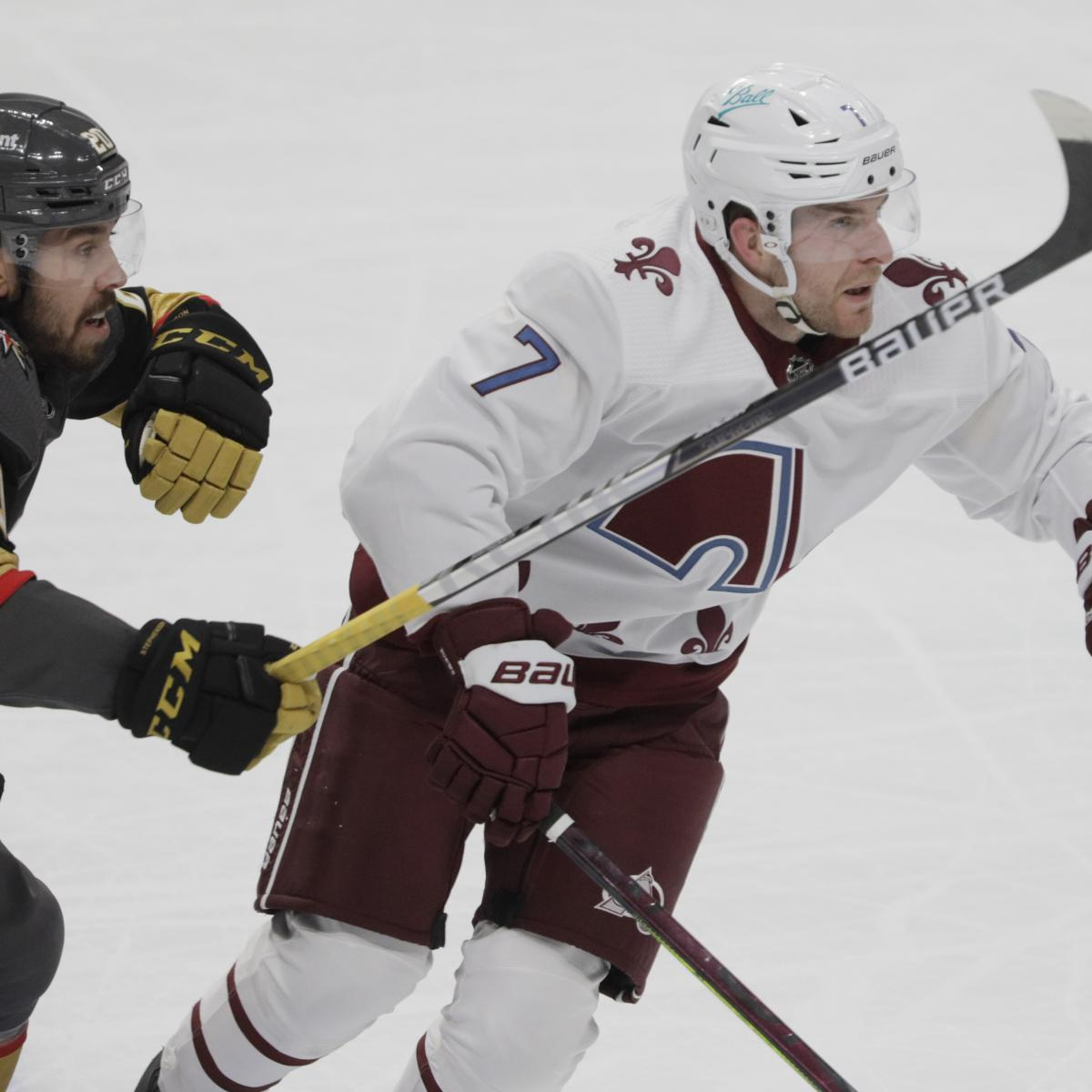 NHL Playoff Picture 2021: Postseason Hunt and Updated Stanley Cup Odds thumbnail