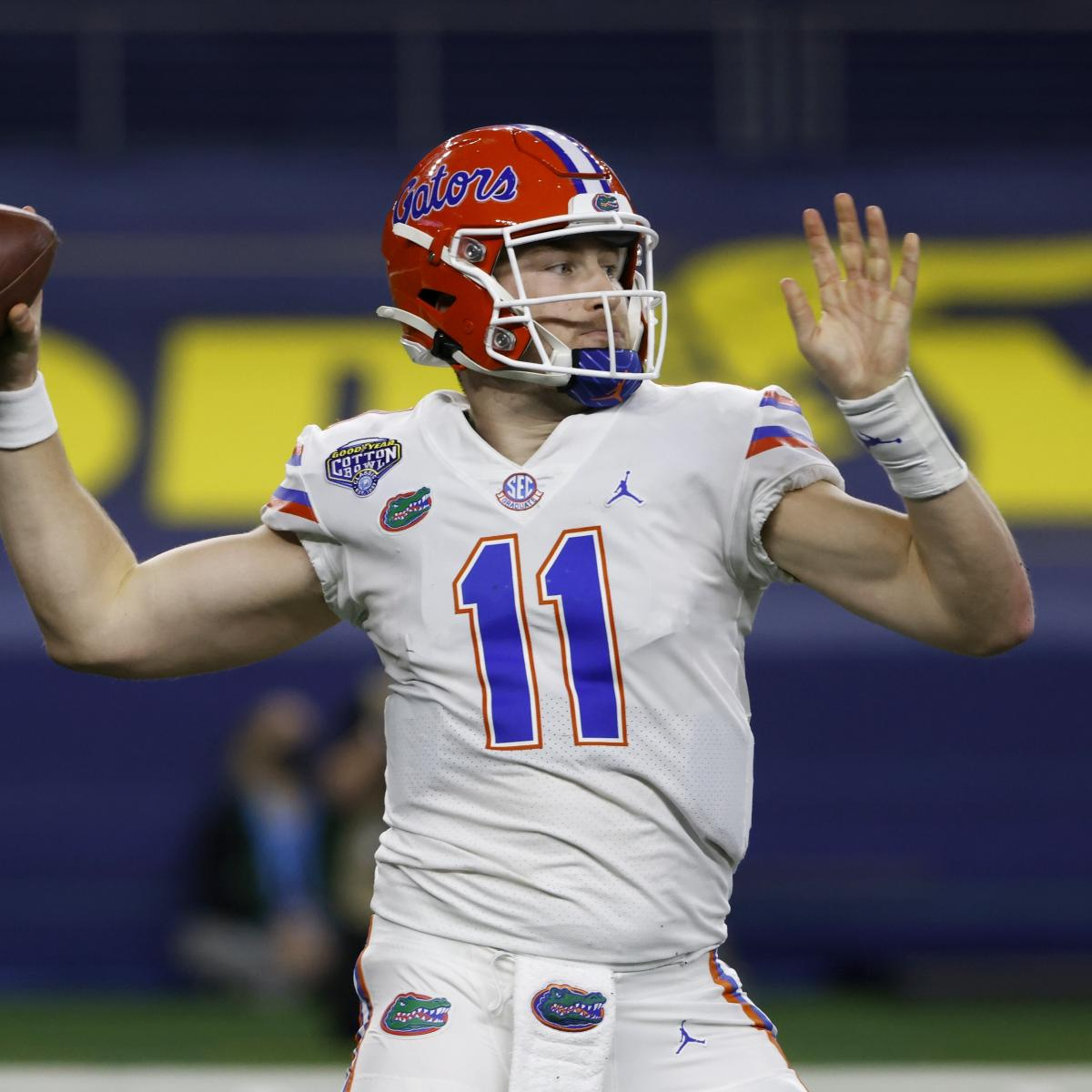 GM: Davis Mills, Kyle Trask, Kellen Mond 'Very Likely' to Be Drafted by Round 2 thumbnail