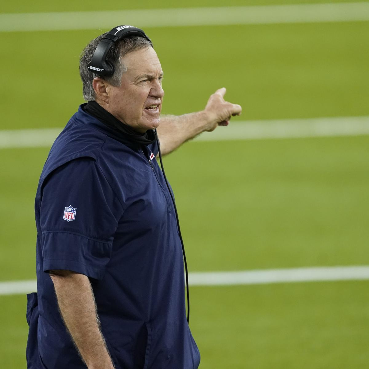 Report: Patriots, Panthers Have Done 'Groundwork' on Trade for No. 8 Draft Pick - Bleacher Report thumbnail