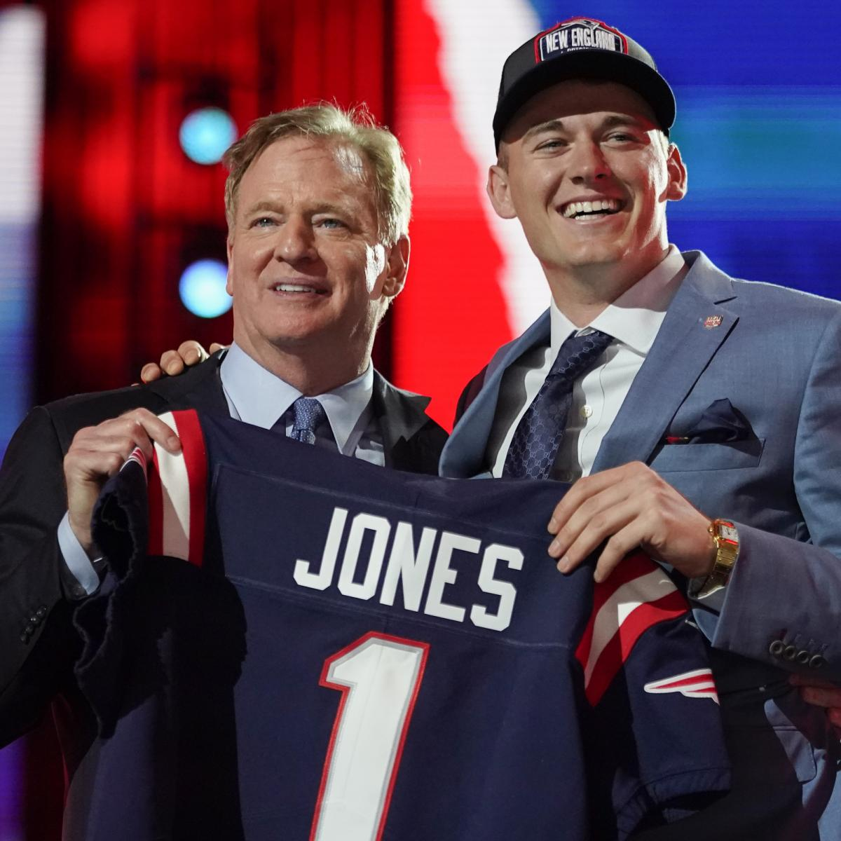 Patriots Rumors: Bill Belichick 'Extremely Excited' to Work with QB Mac Jones thumbnail