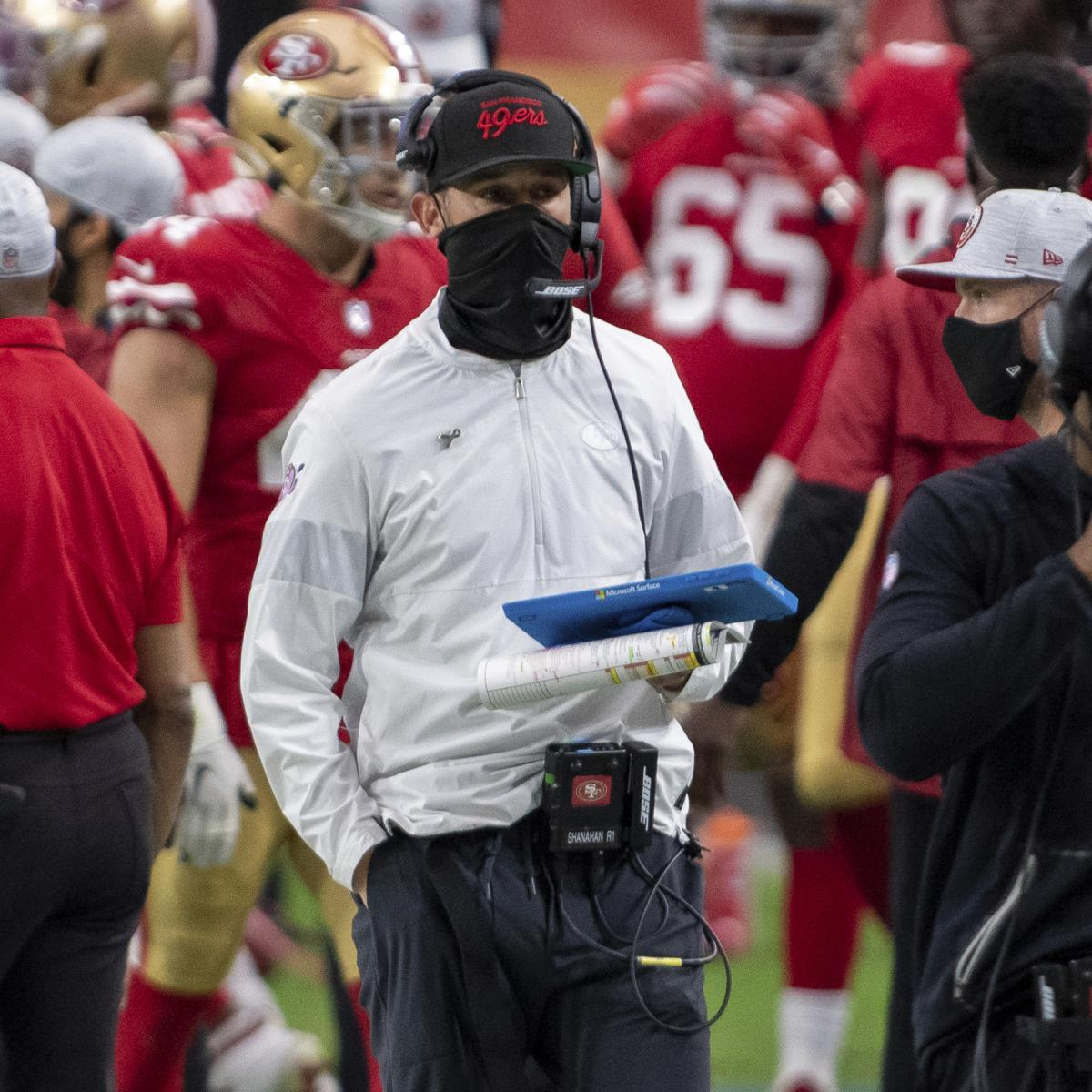 Report: Some 49ers Players Called Kyle Shanahan to Say They Made It to Sunday thumbnail