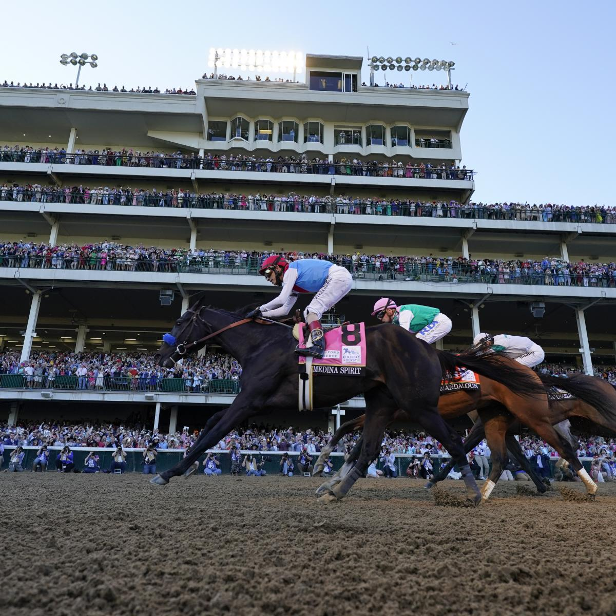 Kentucky Derby 2021: Results, Winner, Payouts and Comments After 147th Race thumbnail