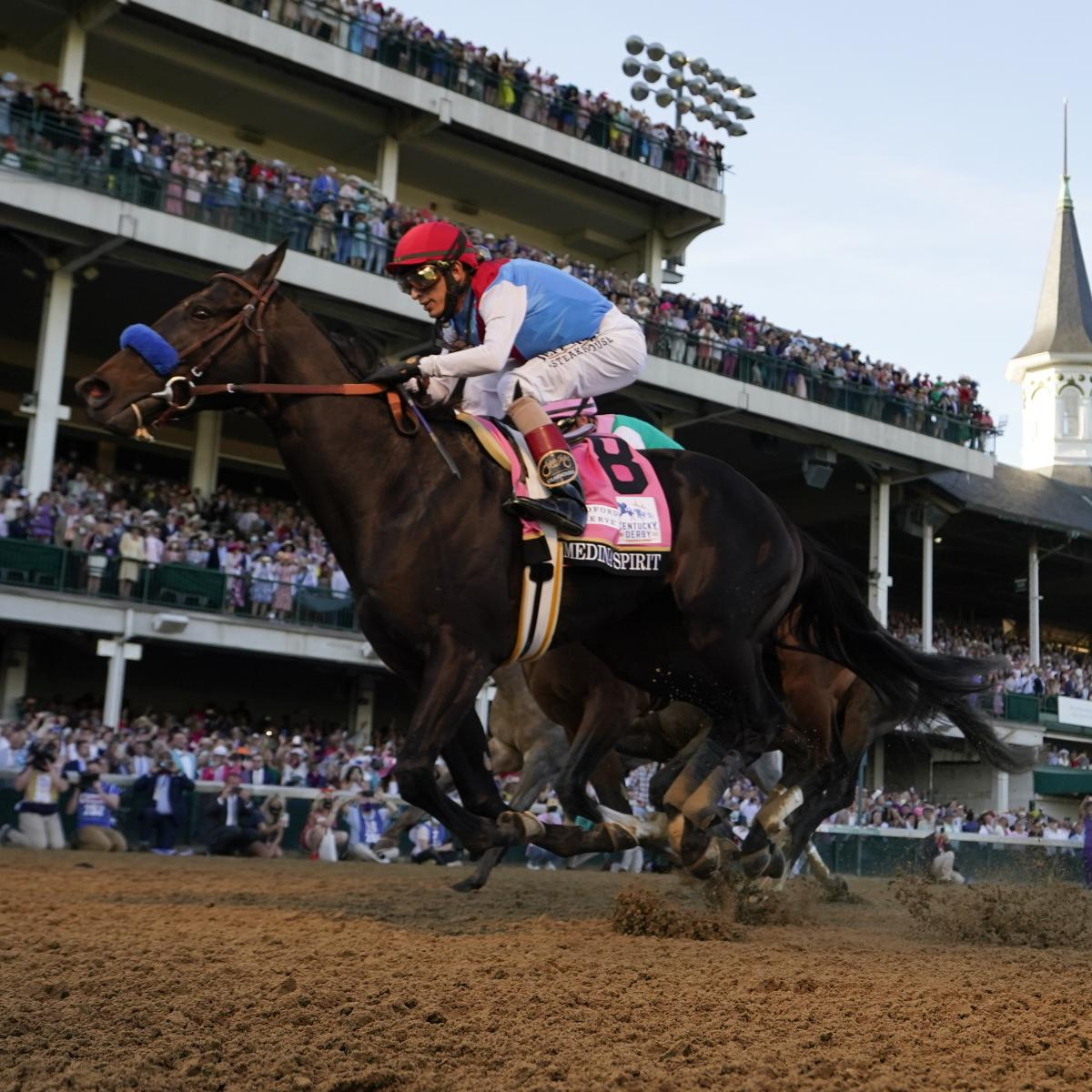 Preakness 2021: Schedule, Probable Contenders, and Medina Spirit Predictions thumbnail