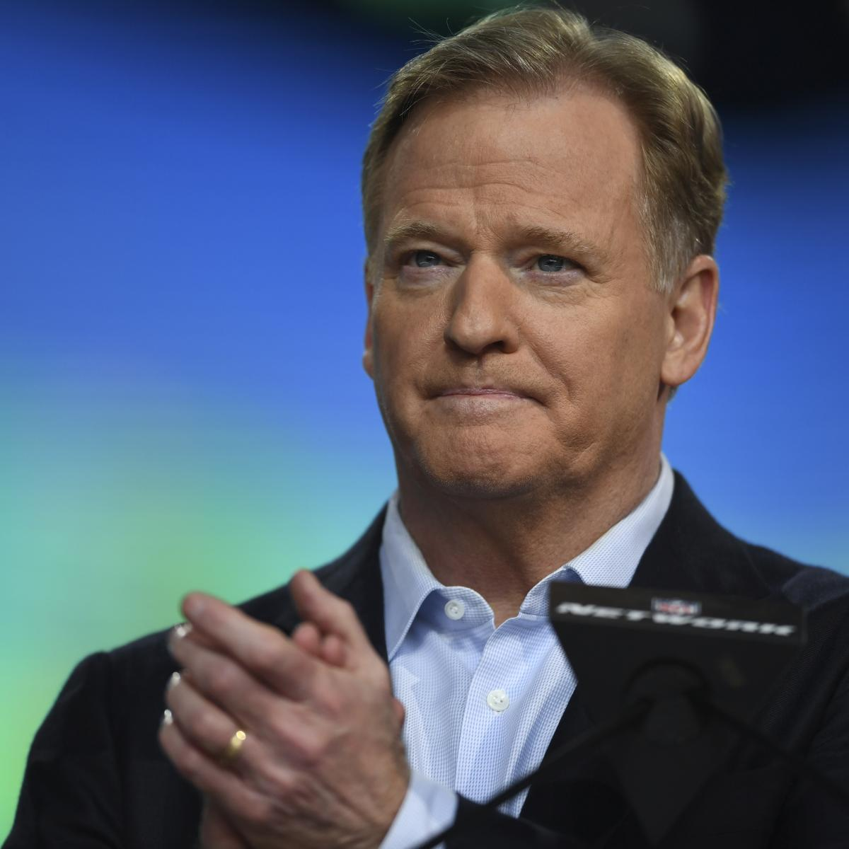 Nfl Calendar 2022.2022 Nfl Draft Schedule Of Dates For Las Vegas Reportedly Set Bleacher Report Latest News Videos And Highlights