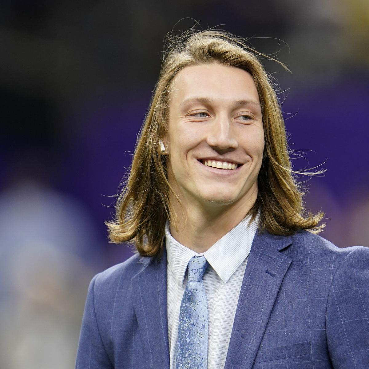 Trevor Lawrence, Jaguars Agree to Rookie Contract Reportedly for 4 Years, $36.8M