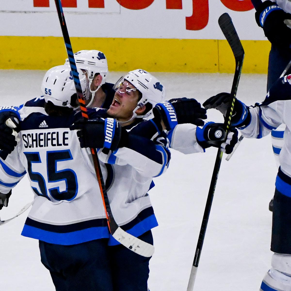 Jets Clinch Postseason Spot with Win vs. Flames; Latest 2021 NHL Playoff Picture thumbnail