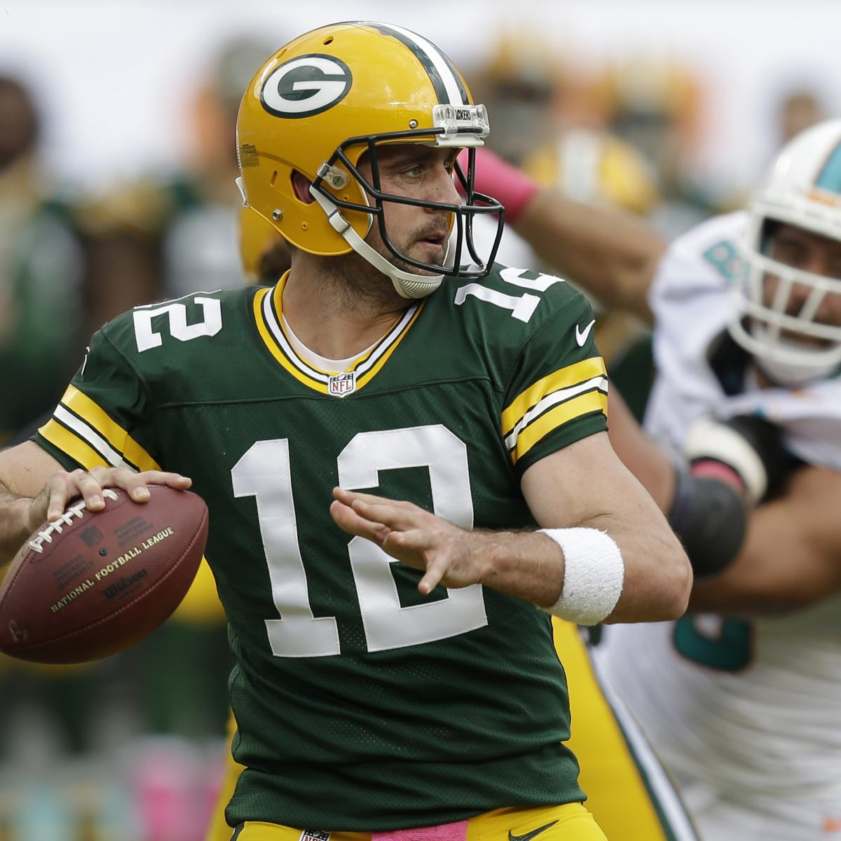 Miami Dolphins Are NFL Team Best Prepared to Make a Play for Aaron Rodgers Now