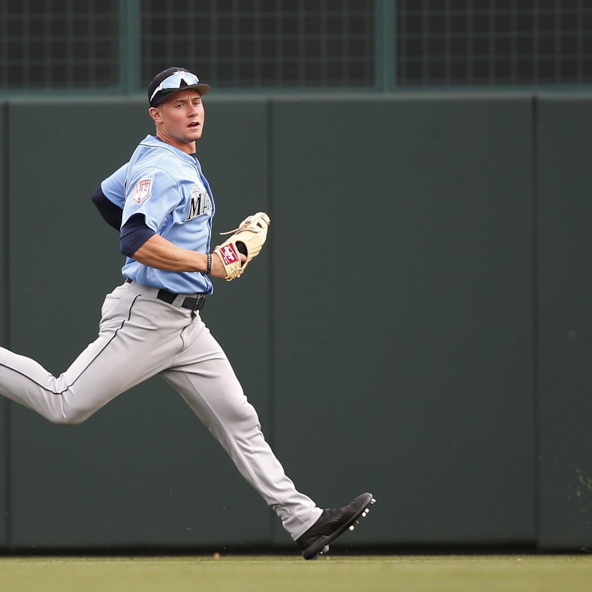 Report: Jarred Kelenic, MLB's No. 4 Prospect, to Be Called Up by Mariners thumbnail