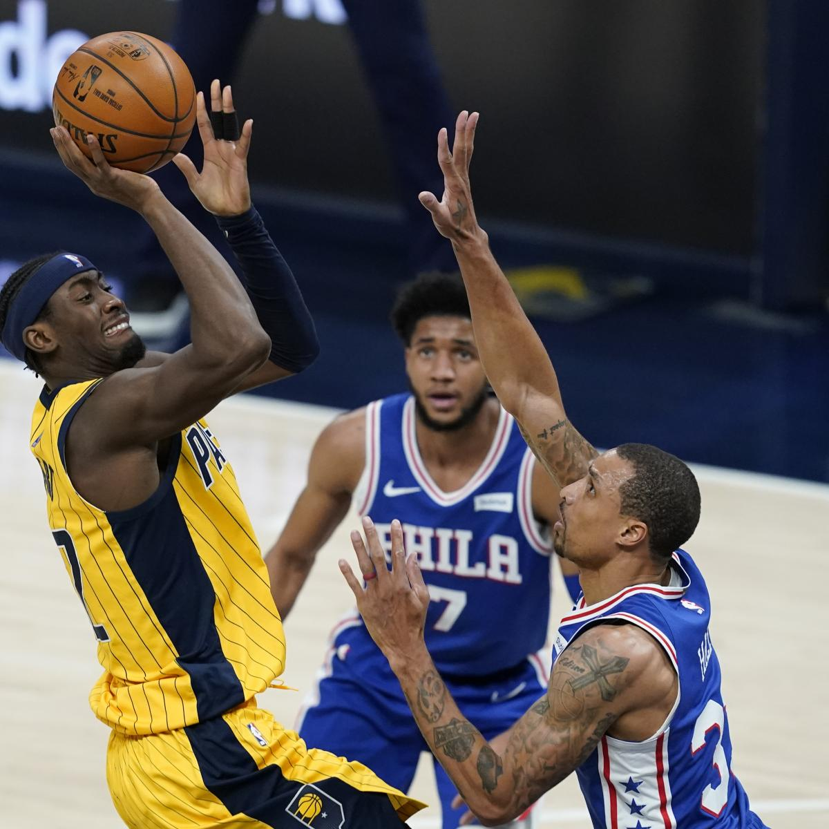 Pacers Clinch Spot in 2021 NBA Play-in Tournament; Can Earn Playoff Berth
