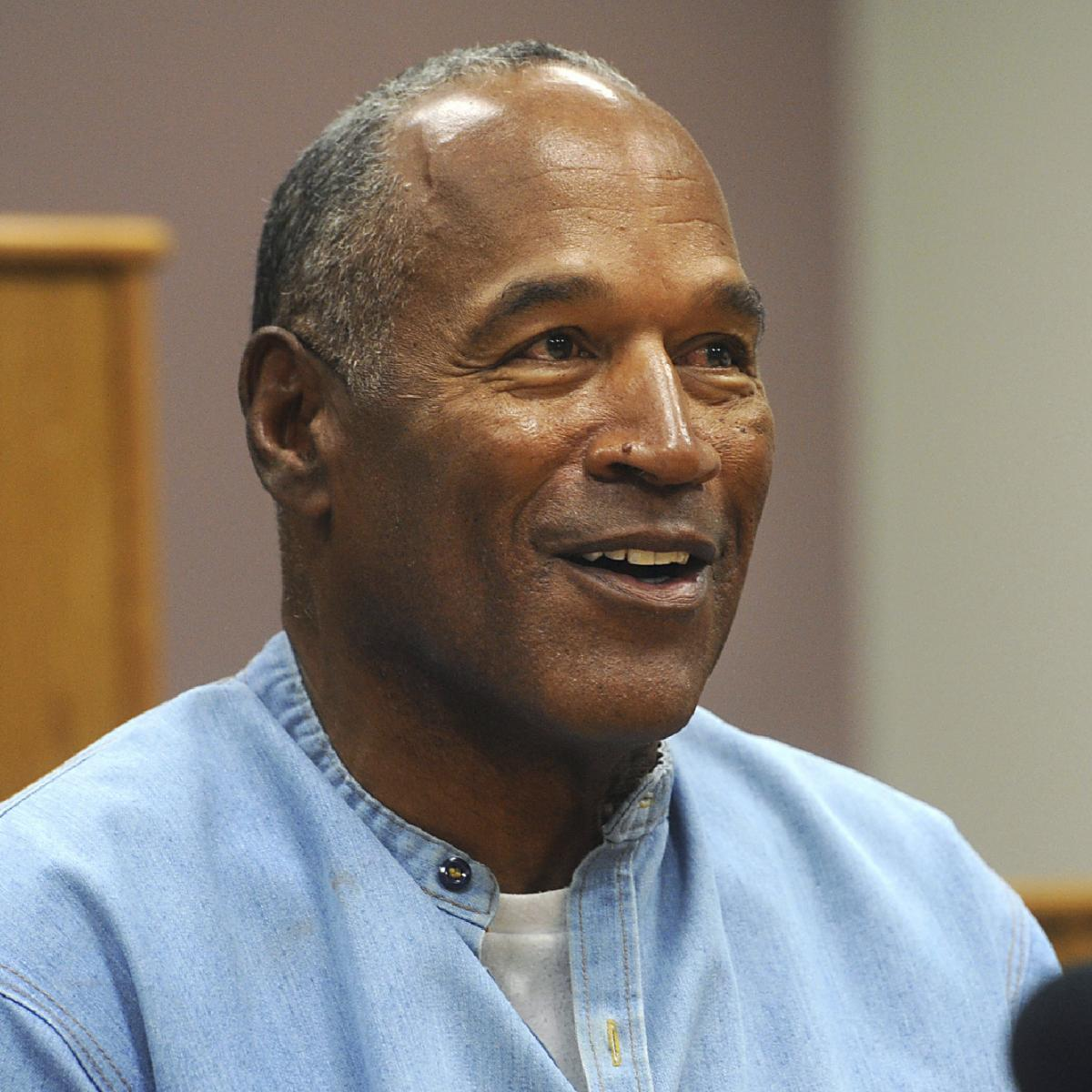 Video: OJ Simpson Laughs at 33-Year-Old Tim Tebow Playing TE, Says 'Good Luck'