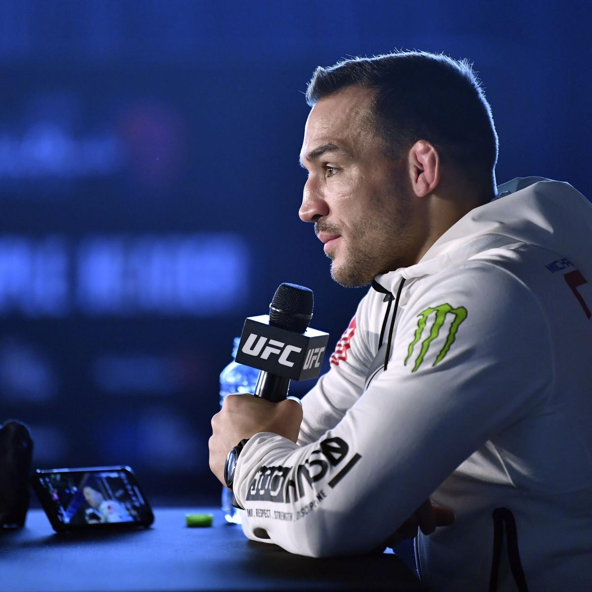 <p>TGIFighting: Michael Chandler: Oliveira 'Doesn't Have 25 Hard Minutes in Him' thumbnail