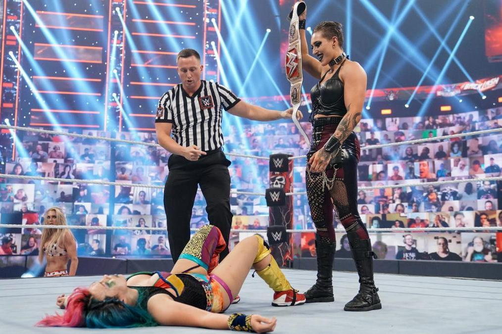 The Real Winners and Losers from WWE WrestleMania Backlash