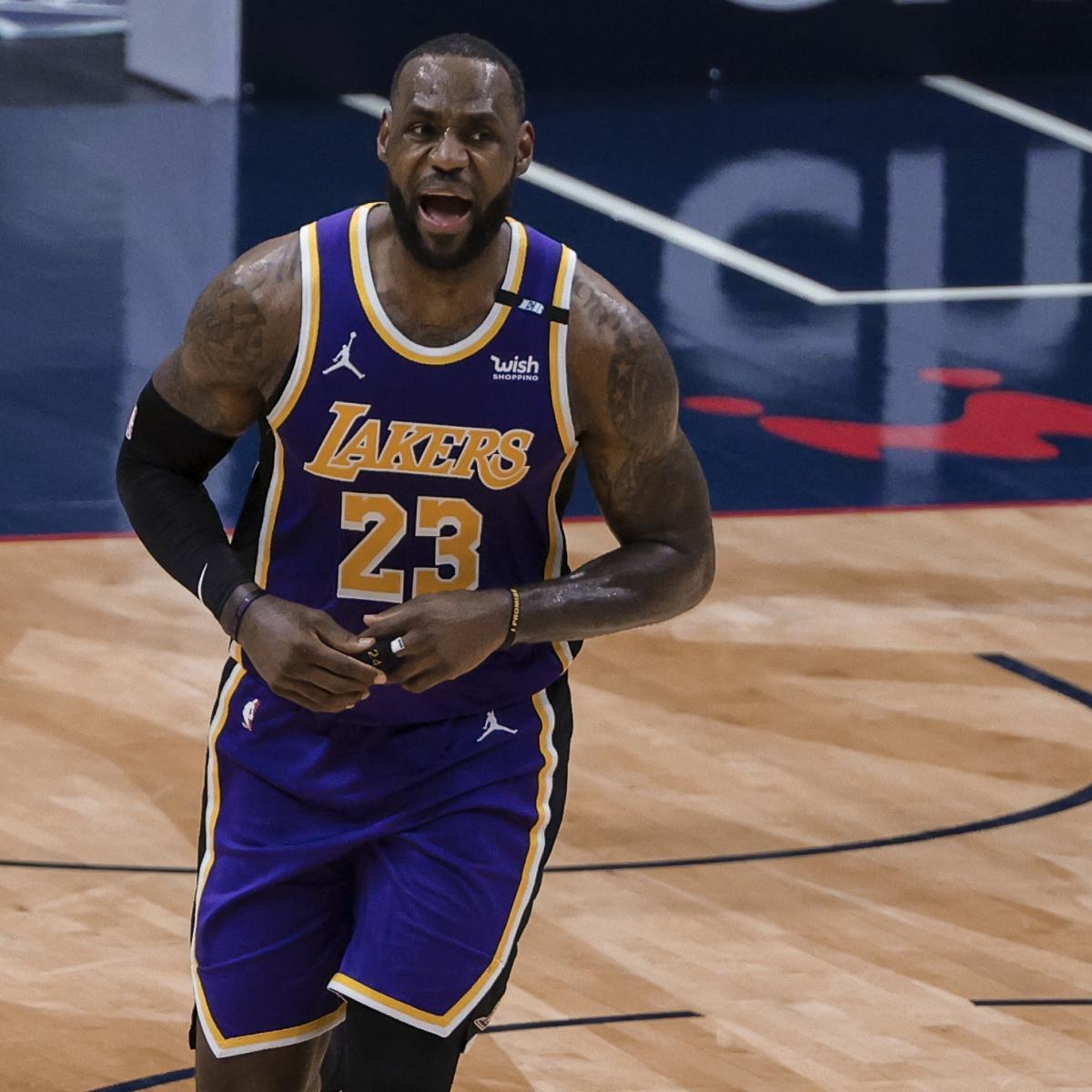 NBA Playoffs 2021: Postseason Schedule, Bracket Format and ...
