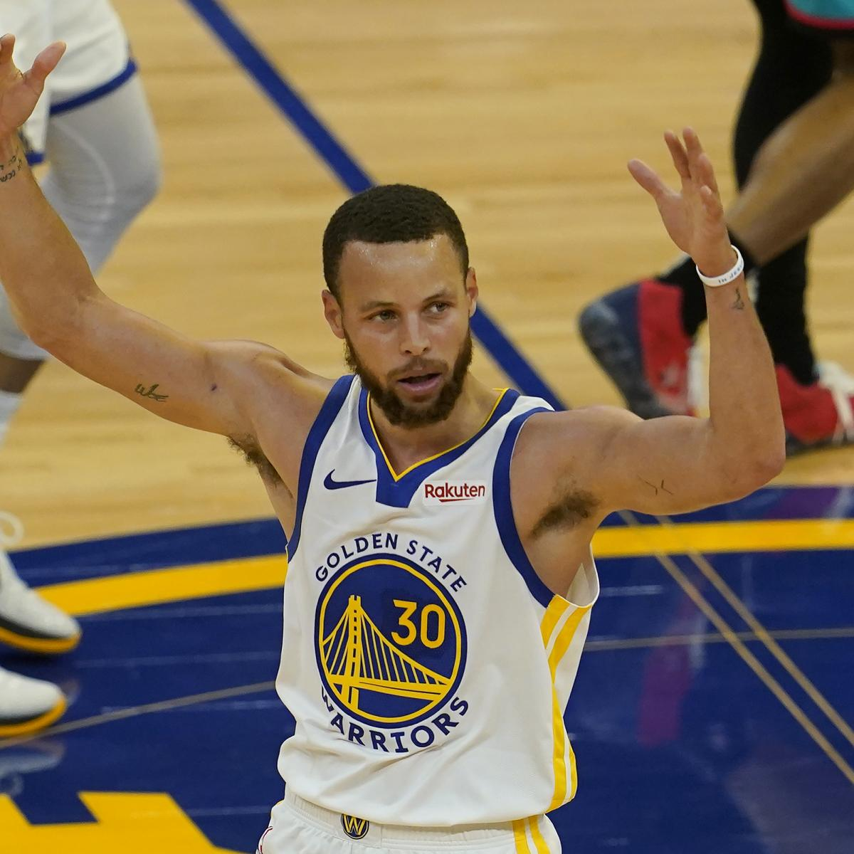 <p>Warriors vs. Lakers Play-In Game Odds, Daily Fantasy Tips and Live Stream thumbnail
