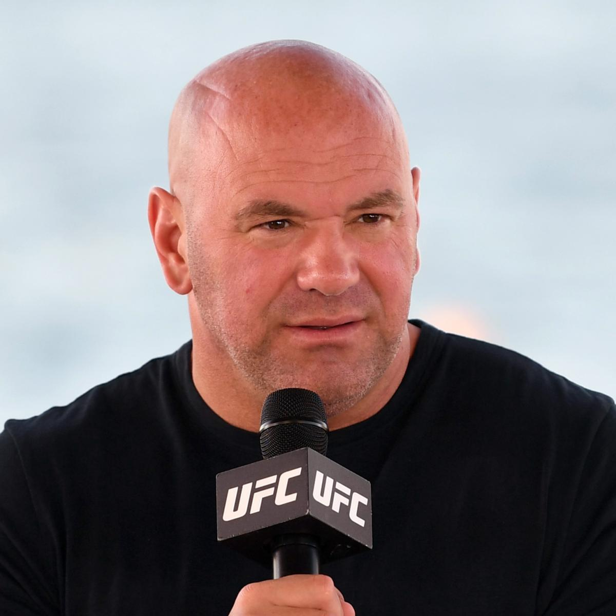 UFC President Dana White on TUF, Future for Conor McGregor and Plans for 2021