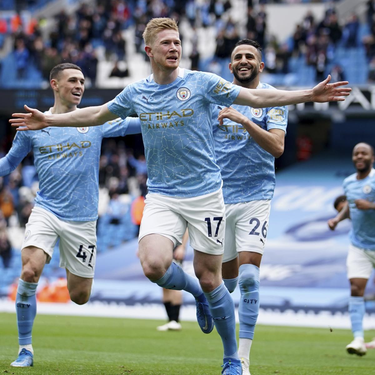 Champions League 2021: Final Odds, Live Stream, TV ...