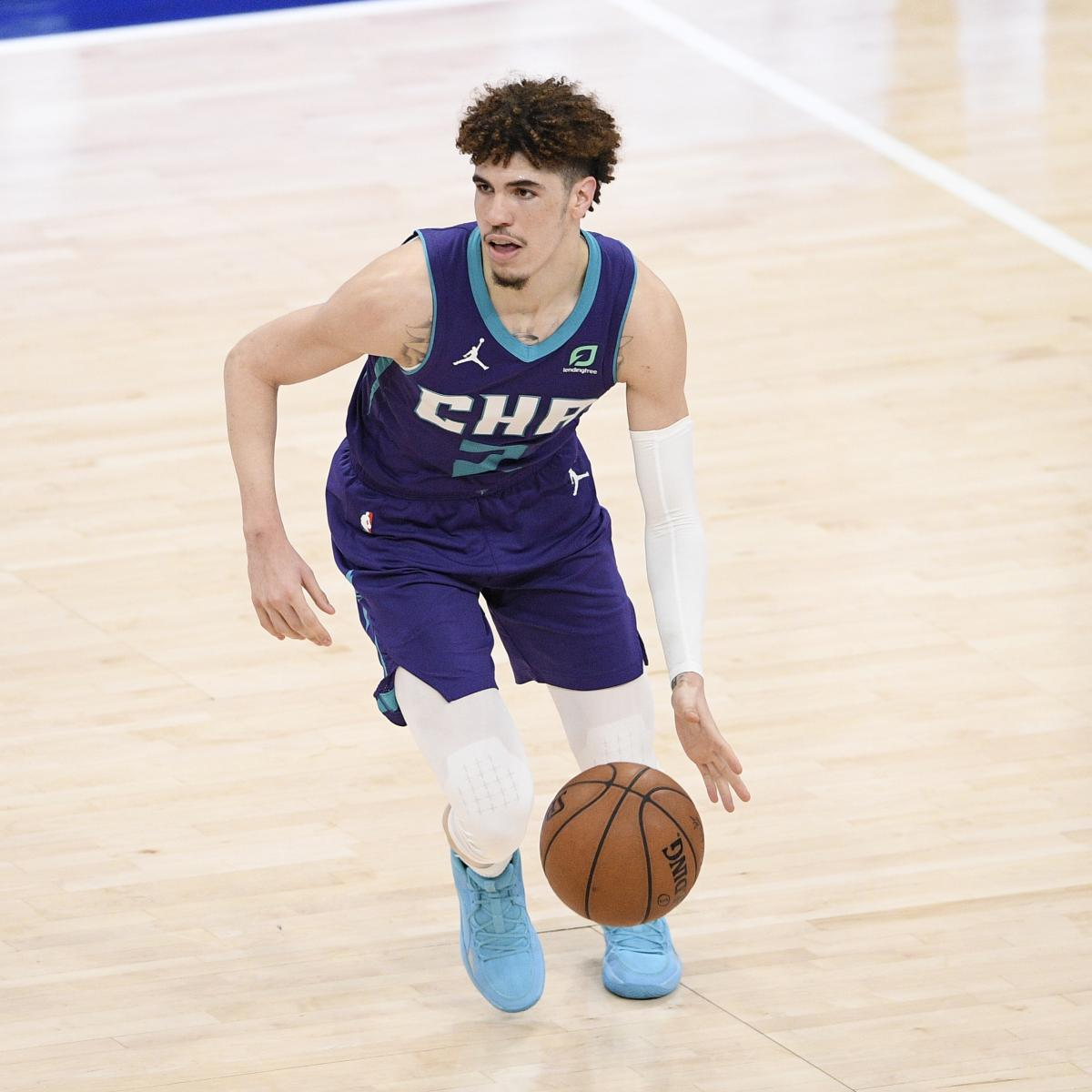 Report: LaMelo Ball Named 2020-21 NBA Rookie of the Year over Anthony Edwards