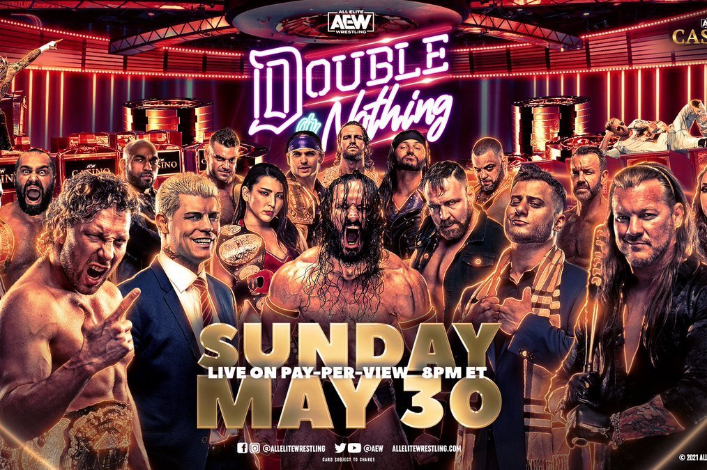 Bleacher Report's Staff Predictions for AEW Double or Nothing 2021 thumbnail