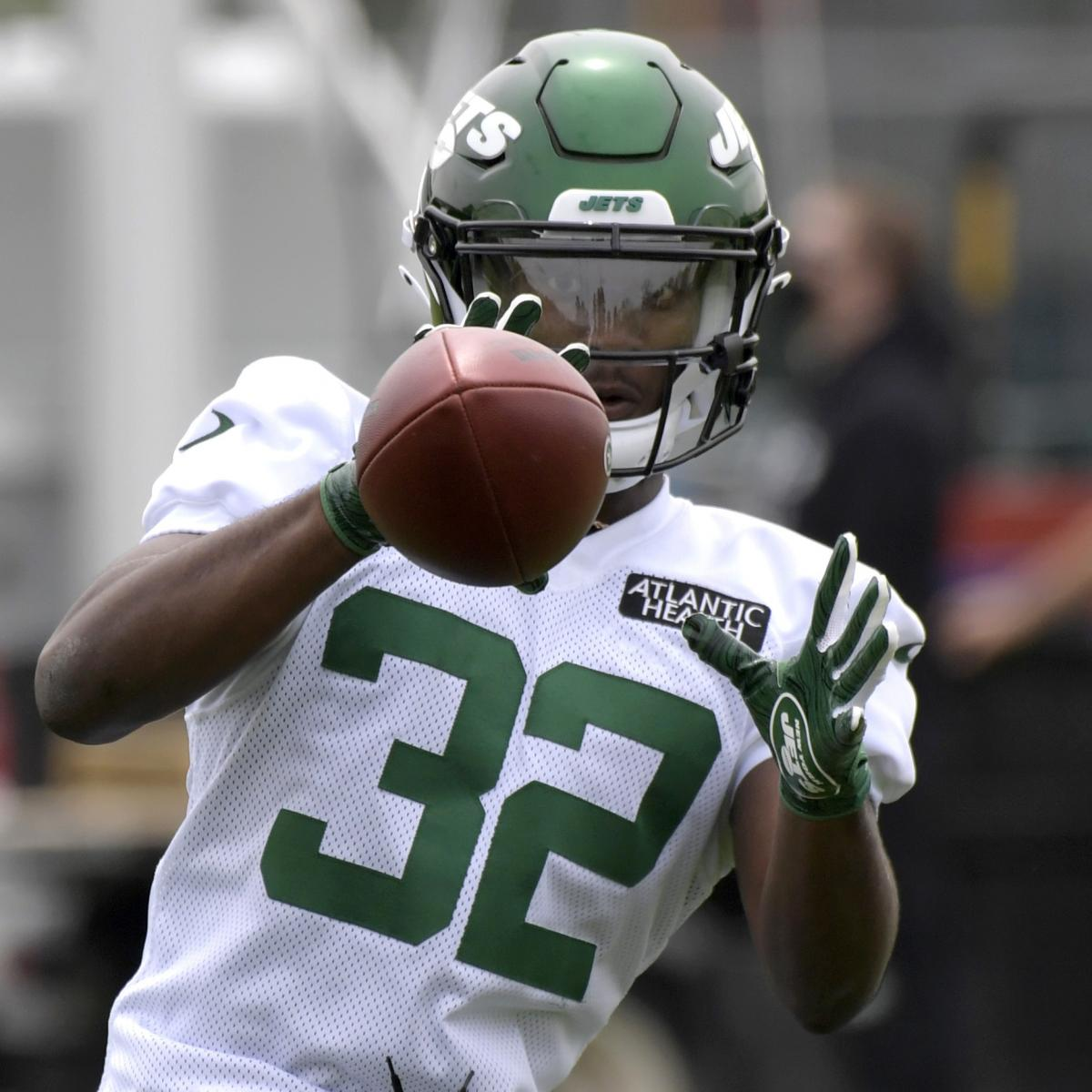 <p>Michael Carter Brings Breakout Star Potential to New York Jets Backfield thumbnail