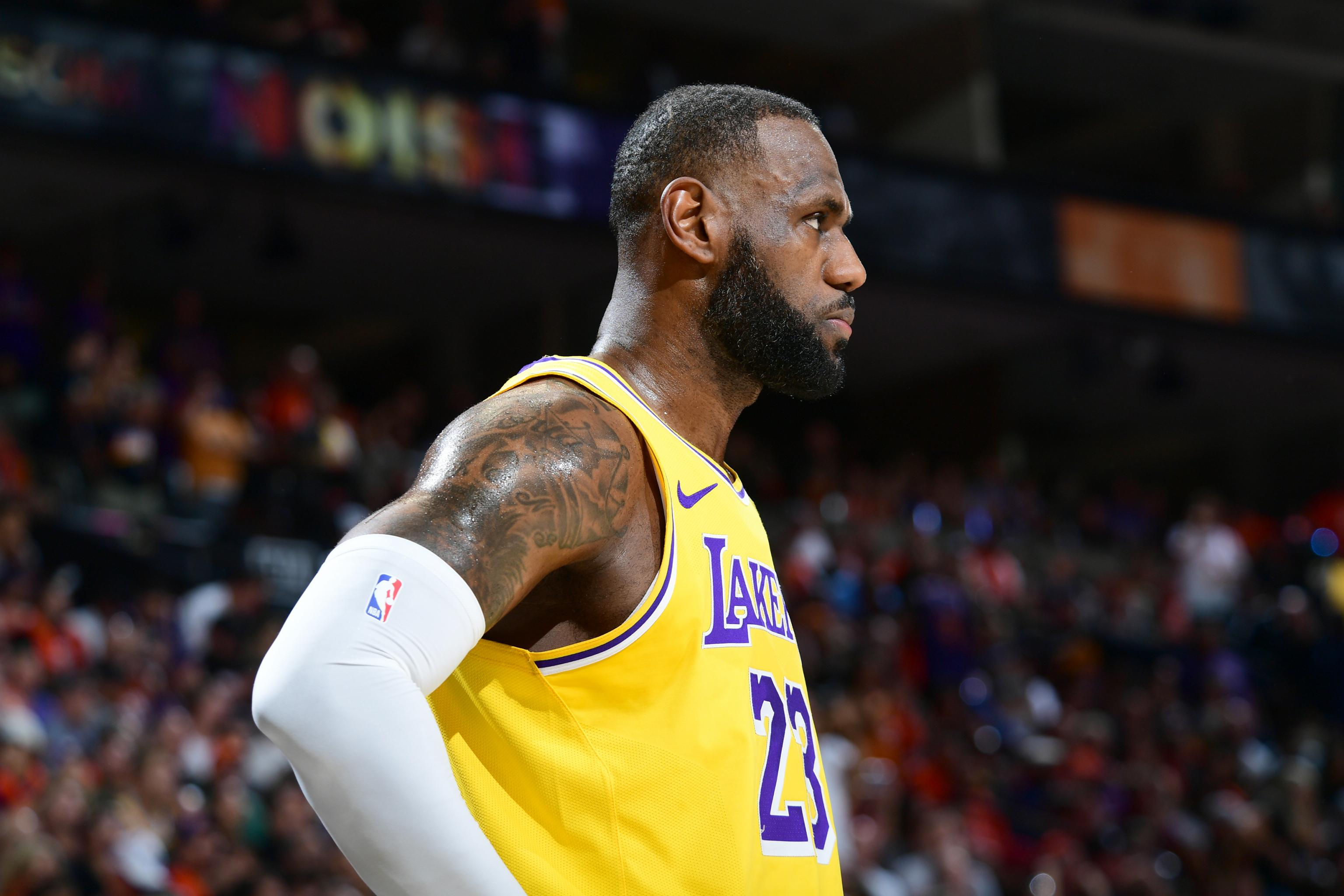 Where Did It All Go Wrong For The Defending Champion Los Angeles Lakers Bleacher Report Latest News Videos And Highlights