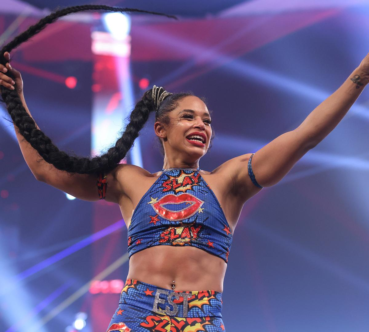 Bianca Belair Beats Bayley, Retains SmackDown Women's Title at Hell in a Cell