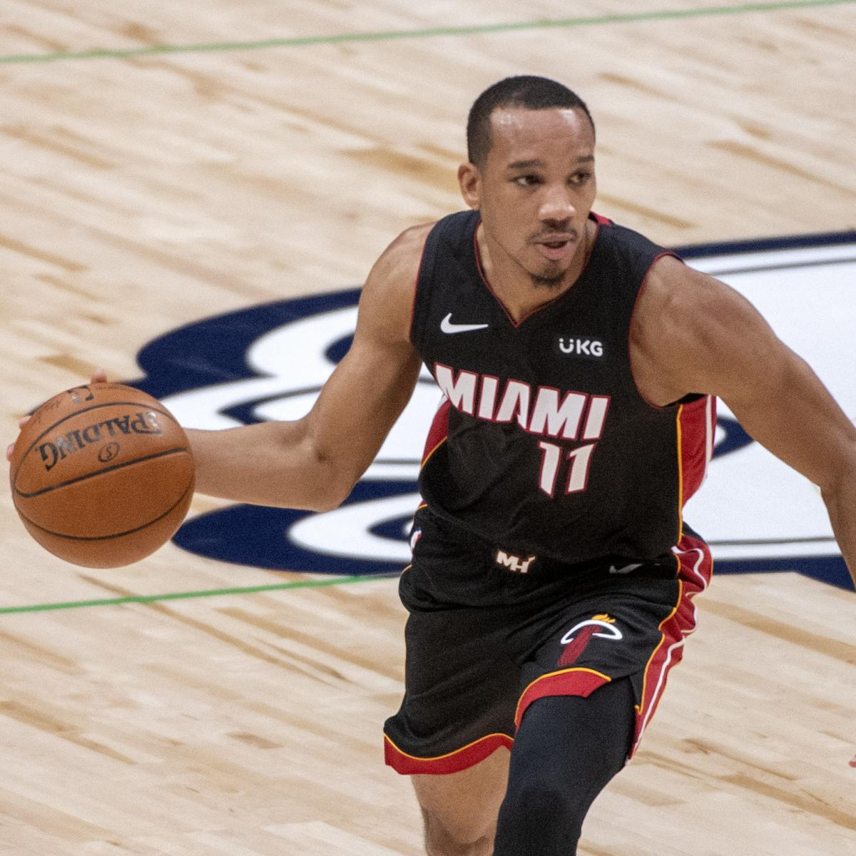 Avery Bradley's $5.9M Contract Option Reportedly Declined by Rockets