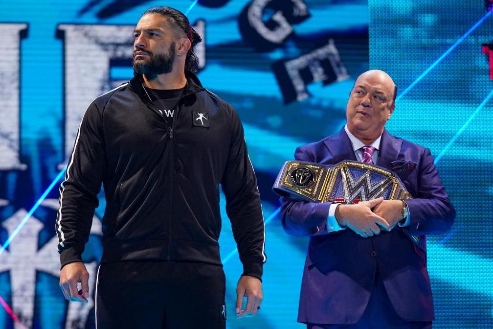 WWE SmackDown Results: Winners, Grades, Reaction, and Highlights from June 11 - Bleacher Report