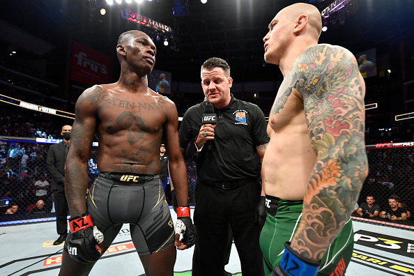 <p>Israel Adesanya and the Real Winners and Losers from UFC 263 thumbnail