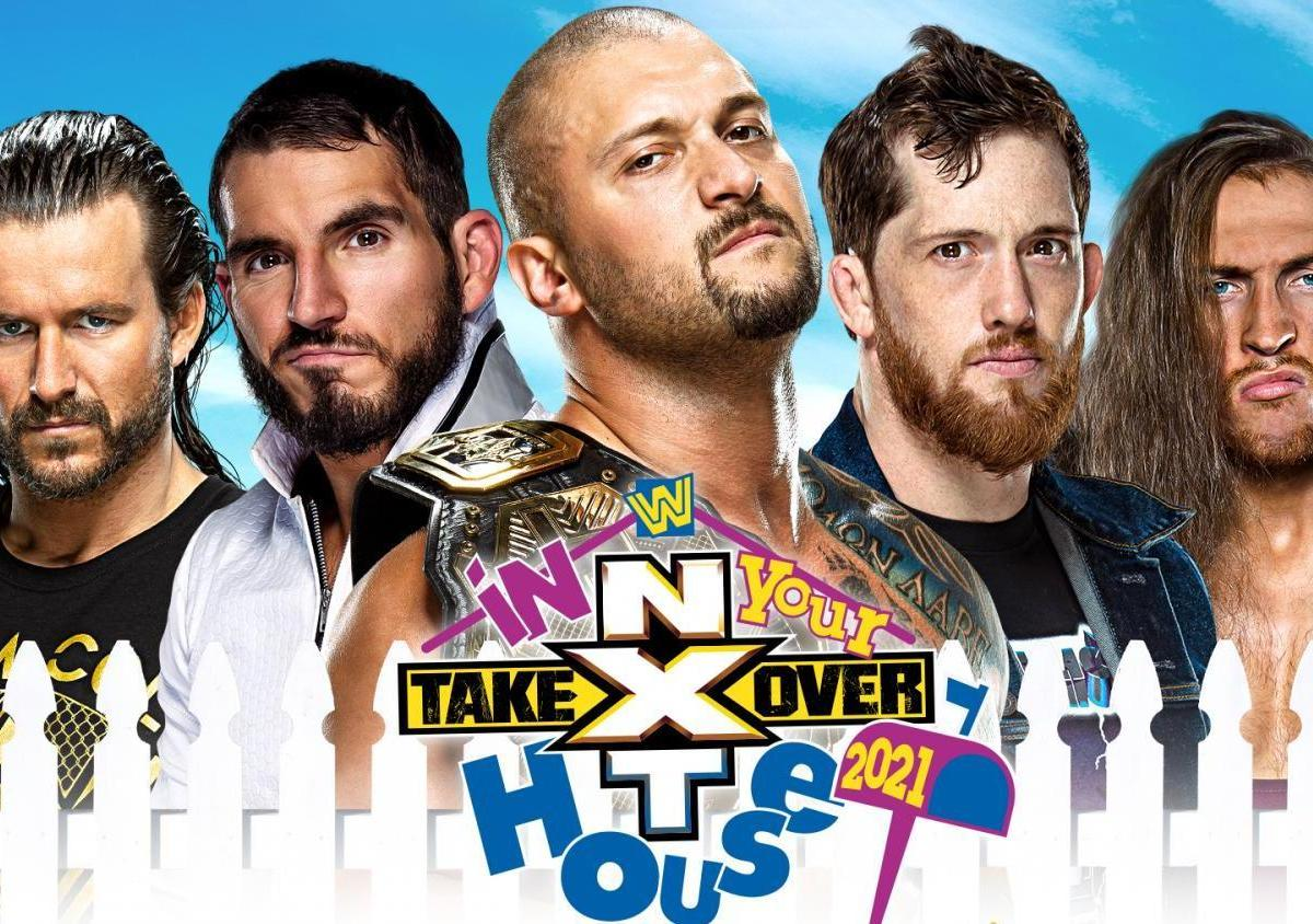 WWE NXT TakeOver: In Your House Results: Winners, Grades, Reaction and More