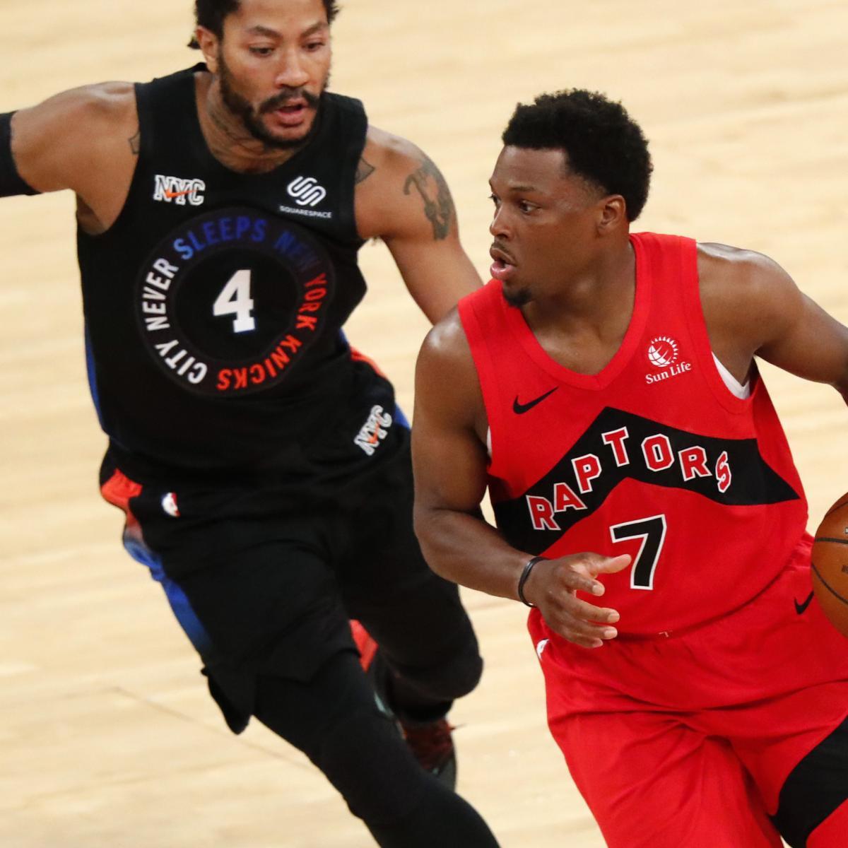 Dark-Horse Destinations for Top 2021 NBA Free Agents