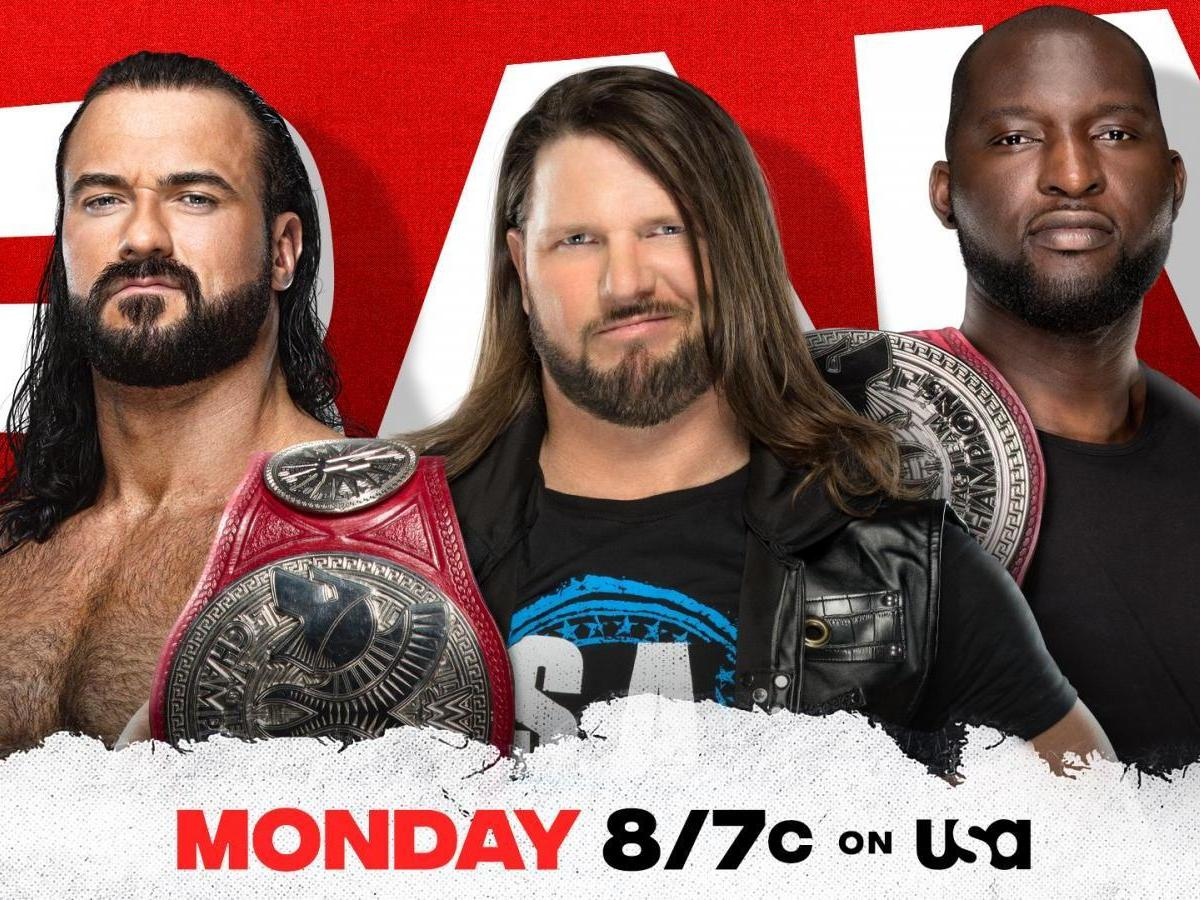 WWE Raw Results: Winners, Grades, Reaction and Highlights from June 14