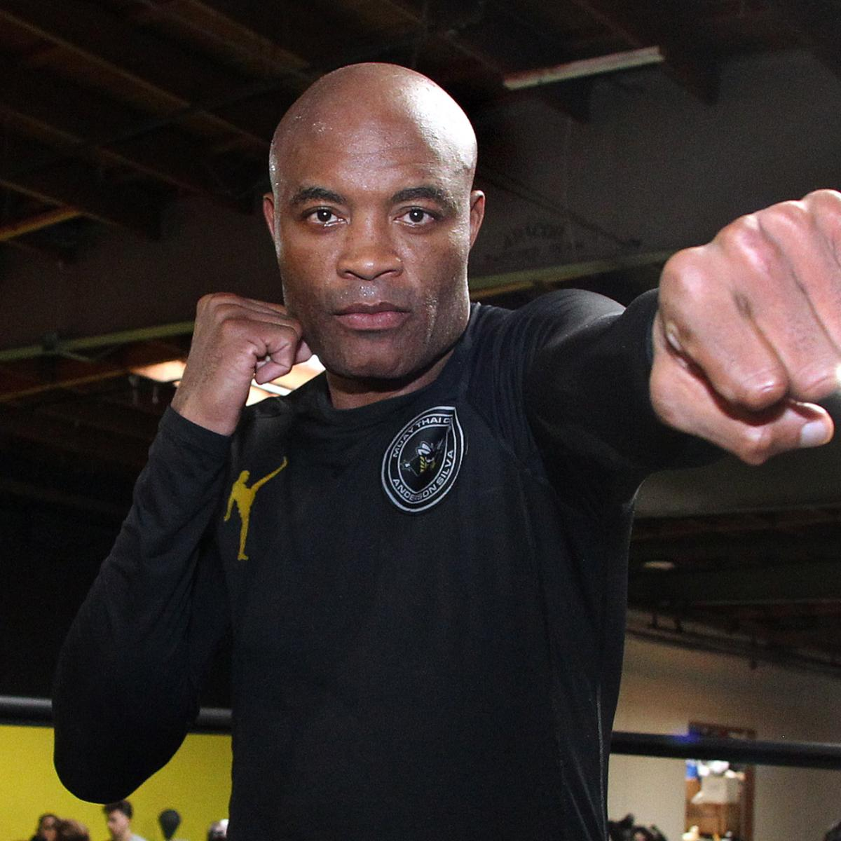 B/R Exclusive: Anderson Silva on His MMA Career and His Foray into Boxing