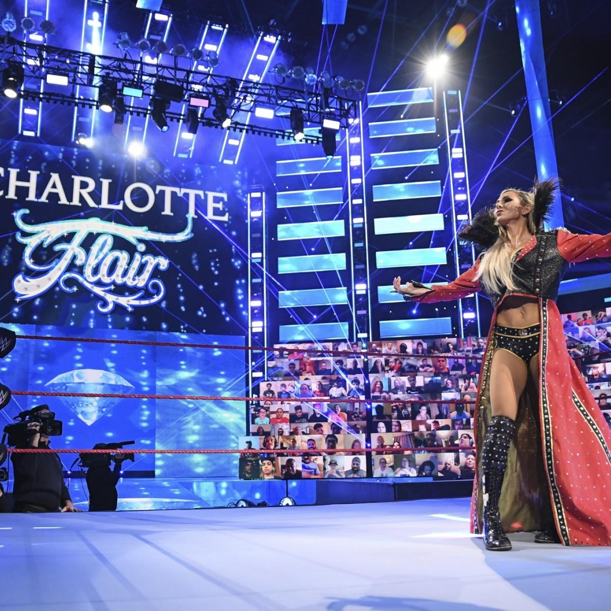 Charlotte Flair Dishes on Hell in a Cell, All-Women's WWE Show, Andrade and More