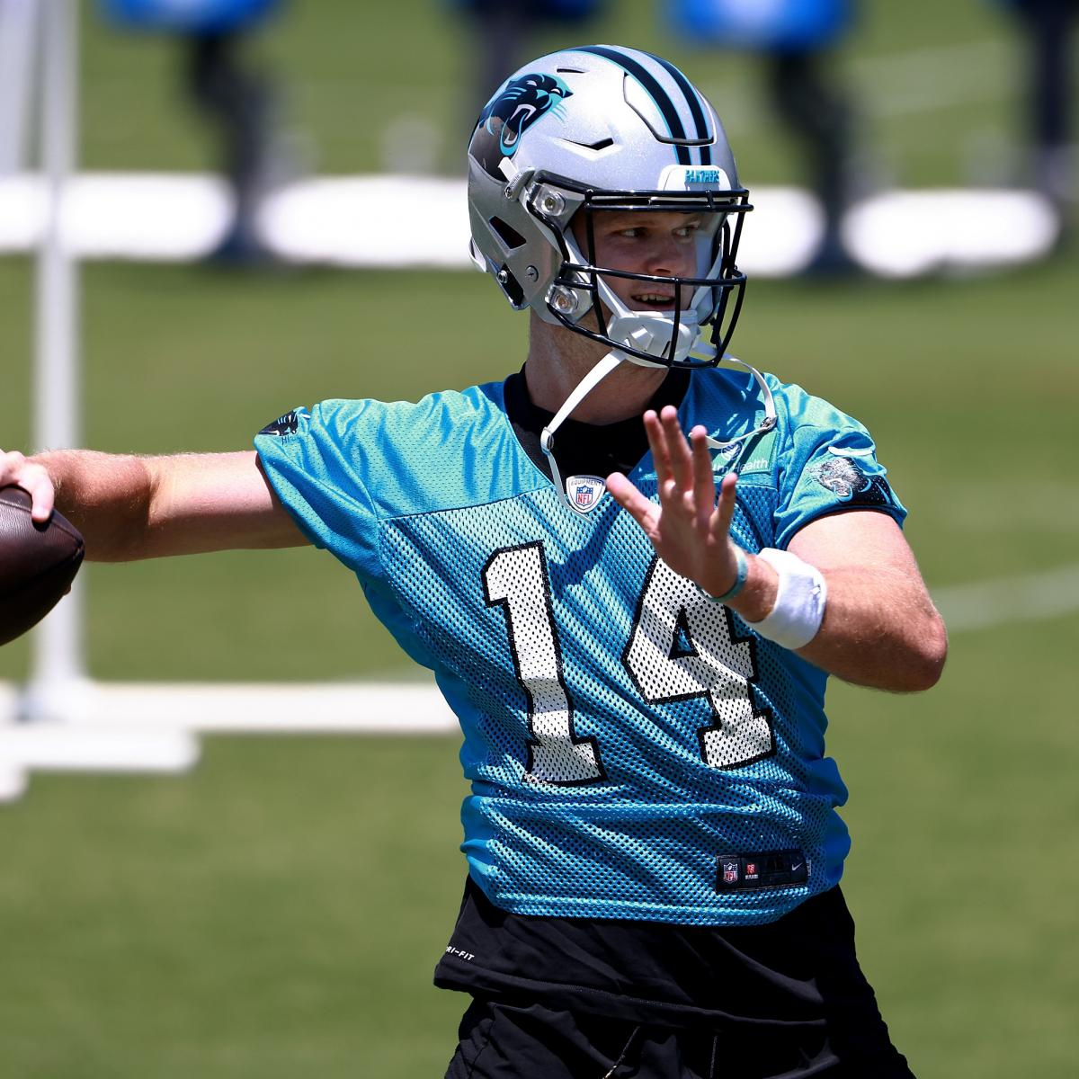 The Next Josh Allen? Ranking Young QBs Who Will Take the Biggest Leap in 2021