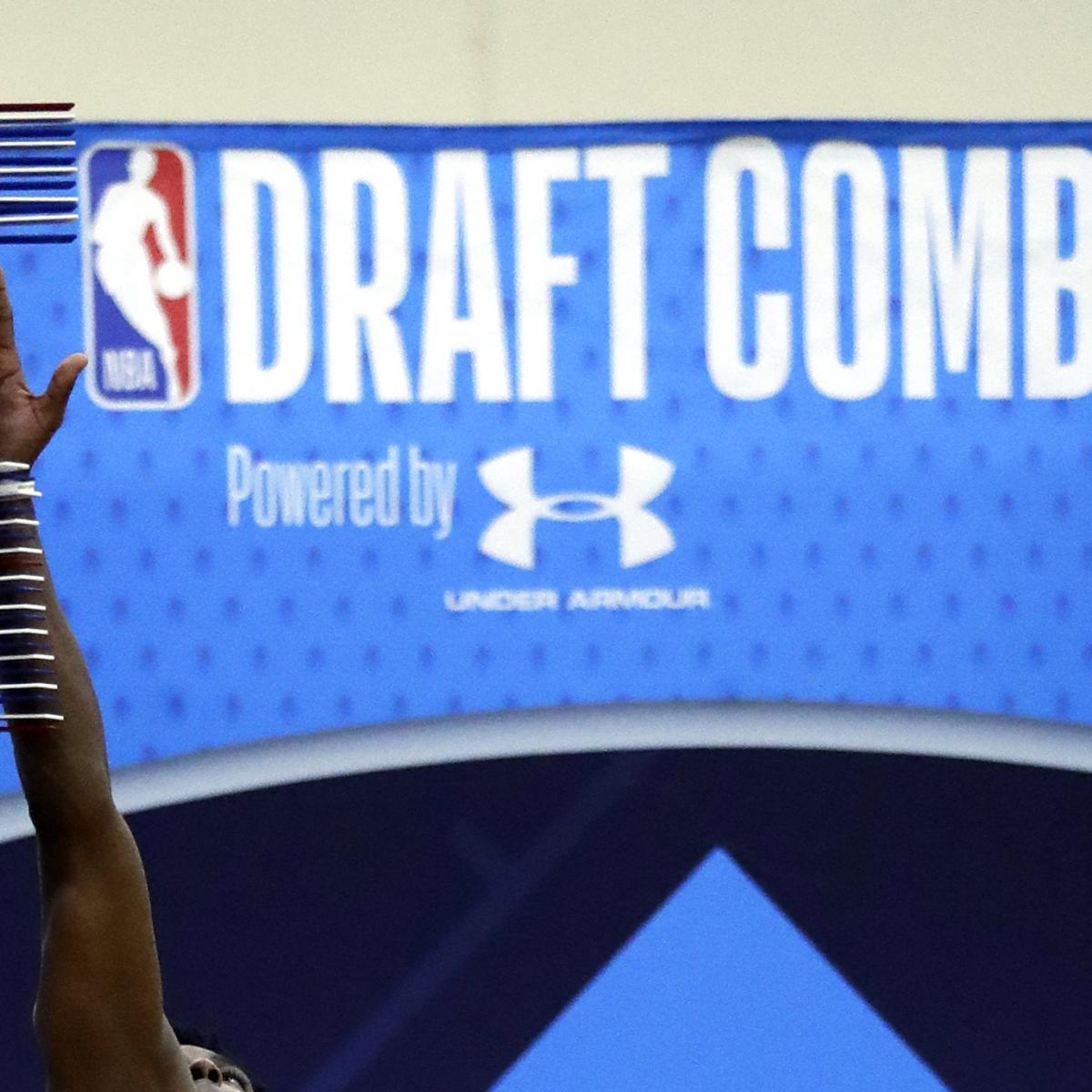 Latest Buzz Ahead of 2021 NBA Draft Combine