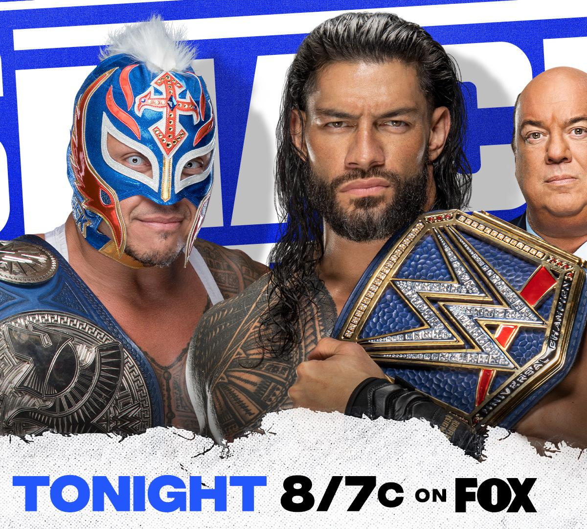 WWE SmackDown Results: Winners, Grades, Reaction and Highlights from June 18 - Bleacher Report