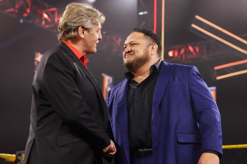 Quick Takes: Samoa Joe's NXT Return, WWE Hell in a Cell, AEW's Brian Cage, More