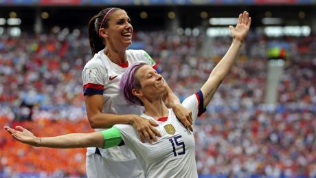 U.S. women's Olympic soccer team roster revealed