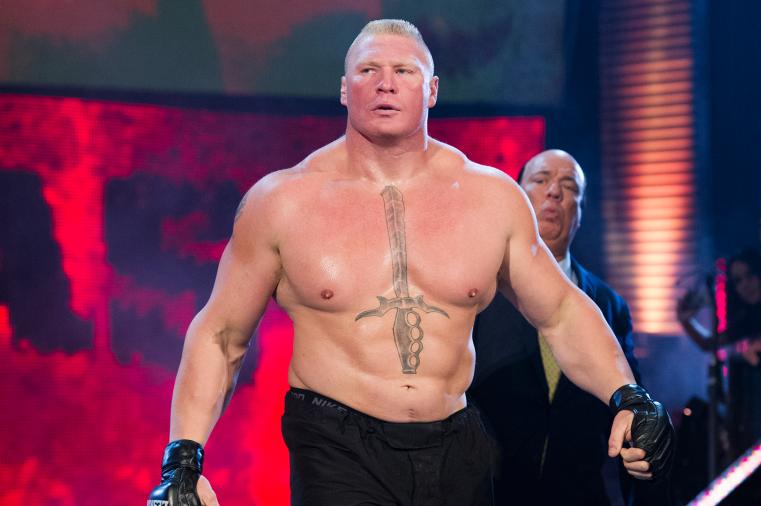 Backstage WWE Rumors: Latest on Brock Lesnar, Big E and More