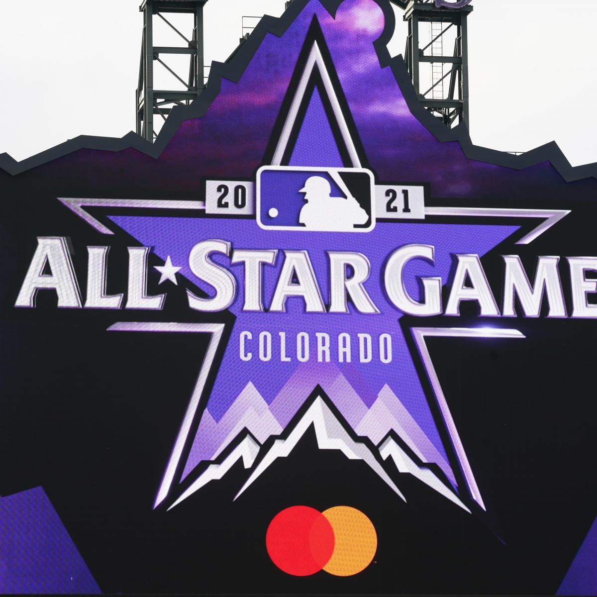 MLB Reveals Jerseys, Hats for 2021 All-Star Game Uniforms