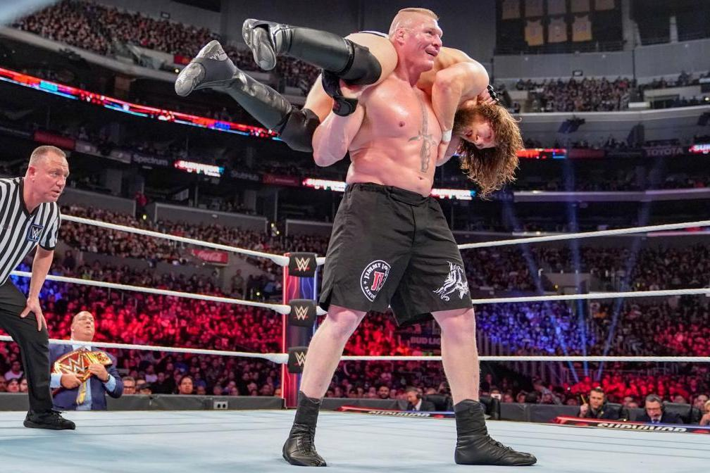 Ranking Brock Lesnar's 5 Best Matches from the Last Decade