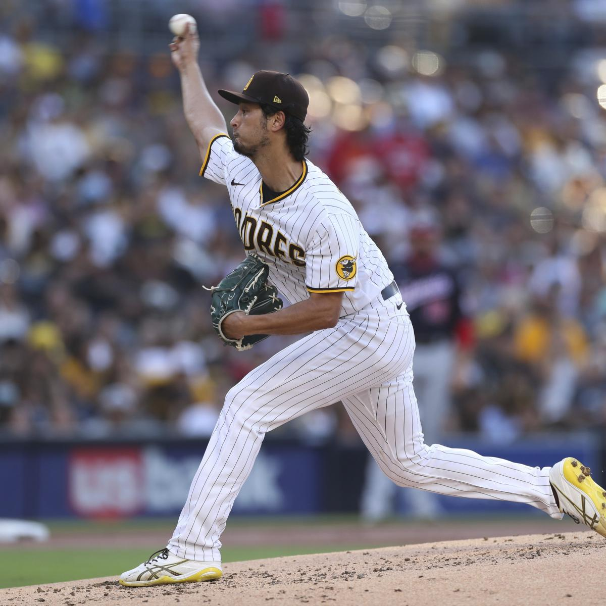 Yu Darvish Placed on IL by Padres with Hip Injury Diagnosed as Inflammation thumbnail